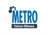 Metro charity homepage